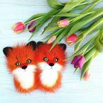 Ραβδωτή κόκκινη γάτα