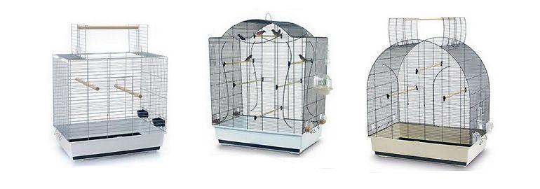 Κλουβιά εσωτερικών χώρων για παπαγάλους